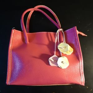 Cute Pink Summer Bag